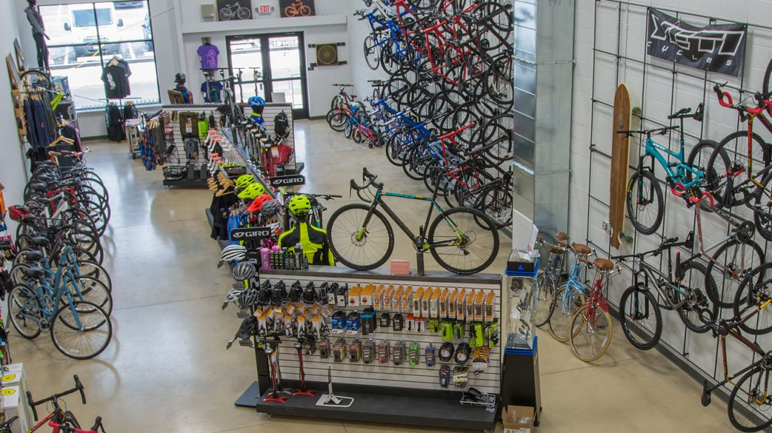 What's better than 1 Bikeworks? 2 Bikeworks!